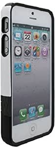 Body Glove 9299203 iPhone 5 Diamond Case - Carrying Case - Retail Packaging - White/Grey