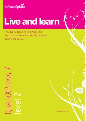 QuarkXPress 7.0 Training DVD - Level 2 (Mac/PC DVD)