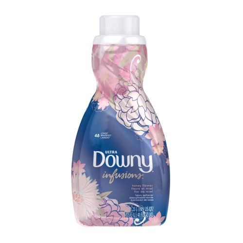 Downy Ultra Infusions Honey Flower Liquid Fabric S