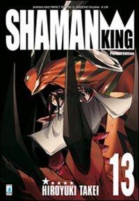 Shaman King. Perfect edition: 13
