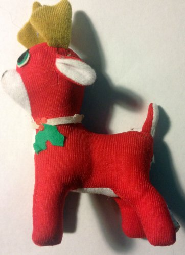 Dakin Dream Pets Reindeer Christmas - 1