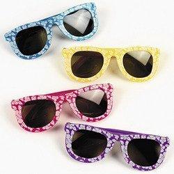 Hibiscus Sunglasses (1 dz) - 1