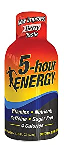 5 Hour Energy, Berry, 12 Count