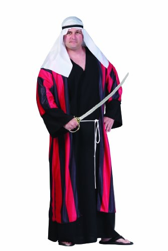 Arab Knight Plus Size Costume