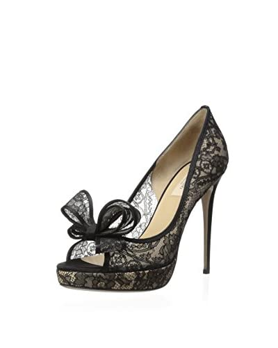 Valentino Women's Open Toe Pump