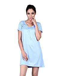 Gag Wears Women's Tunics 5XL Light Blue