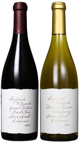 Landmark Vineyards Sonoma Coast Mixed Pack, 2 X 750 Ml