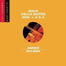 Suite No. 3 in C Major, BWV 1009: Pr�lude