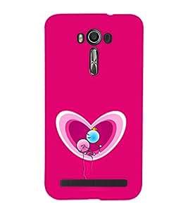 EPICCASE Love in Air Mobile Back Case Cover For Asus Zenfone 2 Laser ZE601KL / Asus Zenfone 2 Laser ZE601KL (6 Inches) (Designer Case)