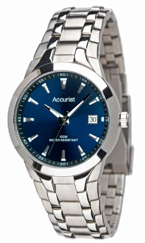 Accurist Men's Bracelet Watch MB860N