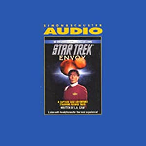 Star Trek: Envoy (Adapted) Audiobook