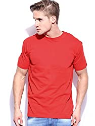 Redzo Red Color T-Shirt