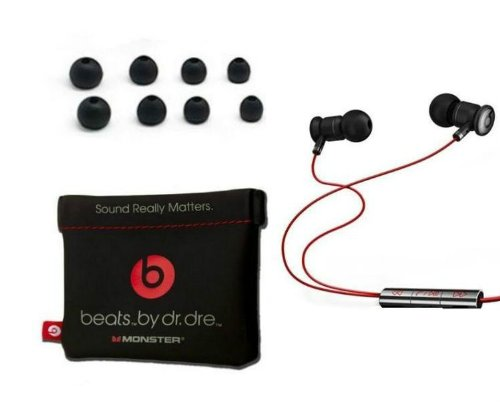 Beats By Dr. Dre Monster Ibeats Earbuds Headphones From HTC Rezound Best Seller Fast Shipping