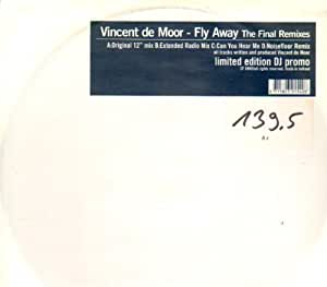 fly away the final mixes de moor vincent musica. Black Bedroom Furniture Sets. Home Design Ideas