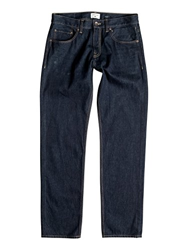 Quiksilver Sequelrinse32 M Pant Bsnw, Color: Rinse, Size: 33