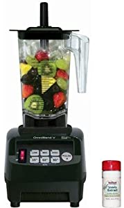 OmniBlend V 3 Hp Professional Blender with Free Stevia Extract!