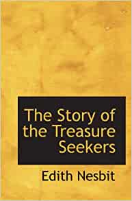 the story of the treasure seekers pdf