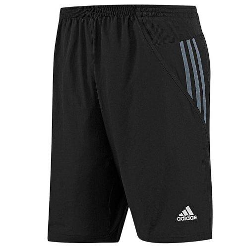 Adidas Mens Black ClimaCool Response Running Shorts