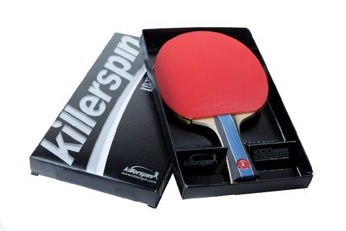 Killerspin Kido 5A RTG Table Tennis Racket by Killerspin