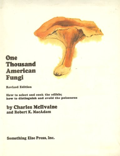 One Thousand American Fungi