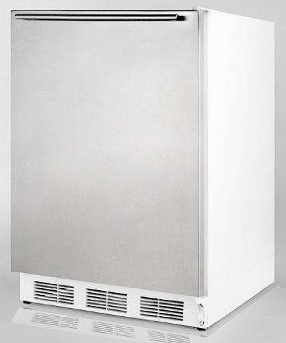 Small Fridge With Freezer front-634880