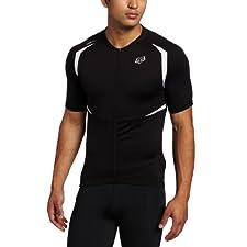 Fox Men's Aircool Jersey Black XLarge
