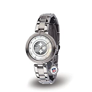 Brand New Pittsburgh Steelers NFL Charm Series Ladies Watch by Things for You