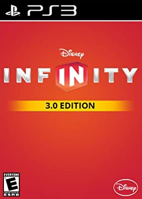 Disney Infinity 3.0 PS3 Standalone Game Disc Only