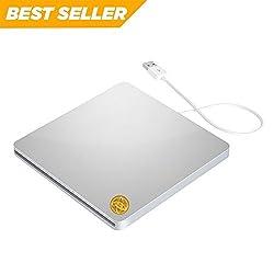 Ultra Slim USB 2.0 External Slot CD RW Superdrive SATA CD DVD Drive / CD Burner for Apple MacBook Pro Air iMAC