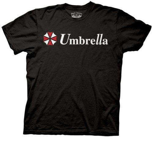 Resident Evil Umbrella Corp. Mens T-shirt