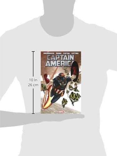 Captain America By Ed Brubaker 04