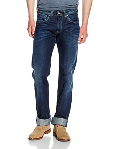 Pepe Jeans London Jeans Kingston Zip [Blu Scuro]