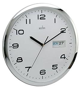Acctim supervisor orologio da parete con giorno data 33 for Ikea orologio parete