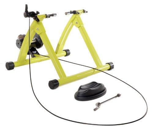Indoor Bicycle Indoor Bike Trainer Bicycle Exerciser Machine Magnetic Resistance Work Out