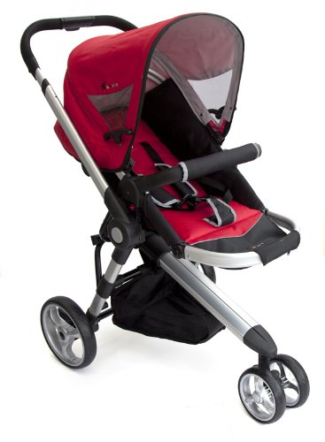 Bambini Cinque Rosso stroller pushchair