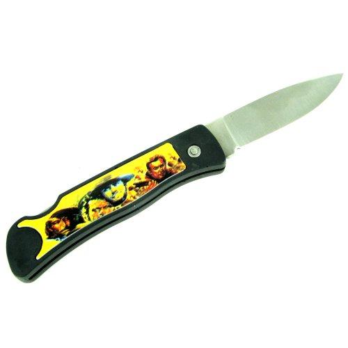 Trademark Collector'S Series Movie Stars Folding Pocket Knife
