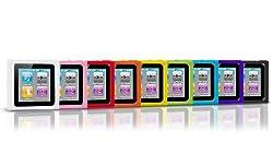 Tunewear Icewear For Ipod Nano 6G - Green