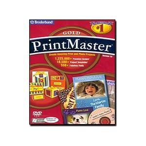printmaster gold 18