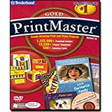 Printmaster Gold Version 18 [OLD VERSION] ~ Encore Software