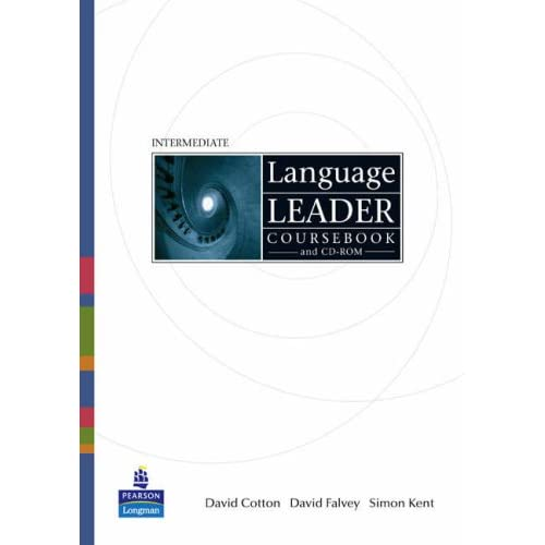 Language Leader: Intermediate Coursebook and CD-ROM + Class Audio CDs (Repost)