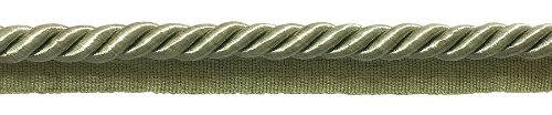 Find Cheap Large 3/8 Basic Trim Lip Cording (Sage), Sold by The Yard , Style# 0038S Color: SAGE GRE...