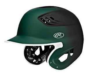 Rawlings Coolflo XV1 Three Color Matte Finish Junior Helmet by Rawlings