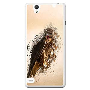 a AND b Designer Printed Mobile Back Cover / Back Case For Sony Xperia C4 (SONY_C4_1878)