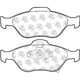 Brake Pad Set disc brake for TOYOTA YARIS 2005/1 1.0 VVT-i Petrol Hatchback