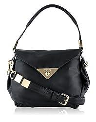 Viari Riviera Handbag (Black)