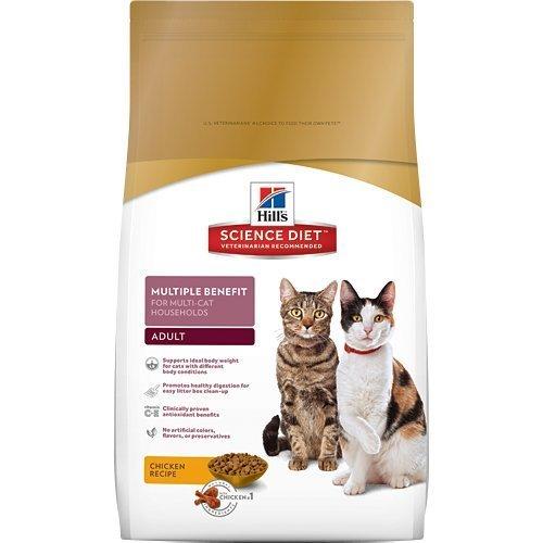hills-science-diet-feline-adult-multiple-benefit-cat-food-155-lb-by-hills-science-diet