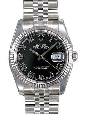 datejust-nero-romano-quadrante-giubileo-bracciale-scanalata-lunetta-orologio-da-uomo