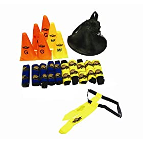 <b>Tailg8r 10&#45;Man Flag Football Set</b>