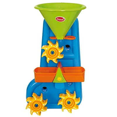Gowi 559-40 Bathtub-water mill, sandboxes and sand toys