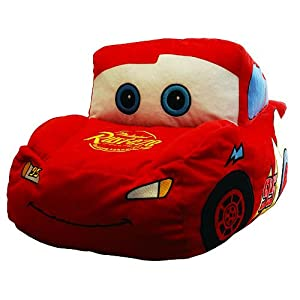 Disney Cars Bean Bag from Idea Nuova - LA